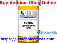 Buy Ambien 10mg Online without Prescription, Order Now