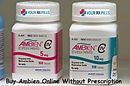 Buy Ambien Online Without Prescription | Control Your Sleeping Difficulties