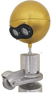 Heavy Duty External Halyard Beacon Flagpole Lights