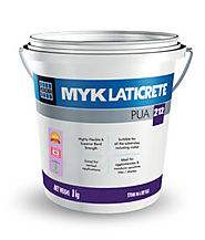 MYK LATICRETE PUA 212 - Designed especially for interior and exterior floor and wall tile/stone installations.