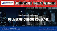 Audio Visual Control Systems