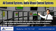 AV Control Systems and Audio Visual Control Systems