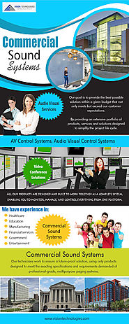 Commercial Sound Systems