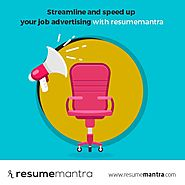 Jobs in | resumemantra.com
