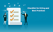 Checklist for hiring and best practices – Resumemantra Blog