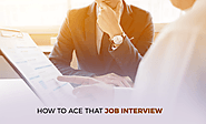 How to Ace That Job Interview – Resumemantra Blog