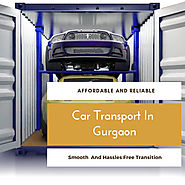 Time Save Car Transportation In Gurgaon