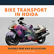 Things to know before bike transport in Noida