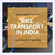 Way to find improved bike transport in India