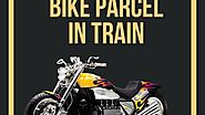Easy way to bike parcel in train without trouble