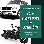 Hassle free car transport service in Mumbai