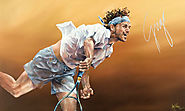 Hire Famous sports painting artist in New Zealand