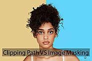 What are the differences between Clipping Path and Image Masking?