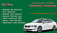 Airport Taxi services Trivandrum