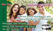 Family tour packages Trivandrum