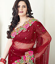 Indian Woman – Saree – The Significant Apparel For Indian Woman