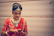 INDIAN WOMEN - INDIAN BRIDAL WEAR NOTED FOR ITS UNFATHOMABLE BEAUTY