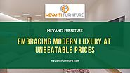 Cheap Bed Frames Burnaby - Mevanti Furniture
