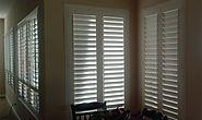 Basswood Plantation Shutters Perth, White Wooden Shutters Perth - WestCoast Shutters