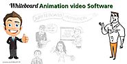 Best Whiteboard Animation video Software | Whiteboard Animation video Software
