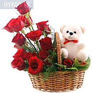Buy Cute Love Online Same Day Delivery - OyeGifts.com