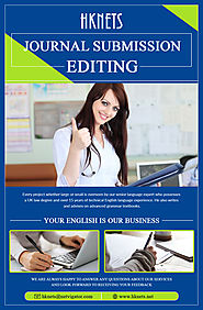 Benefits of Journal Submission Editing