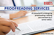 How much should proofreading services cost?