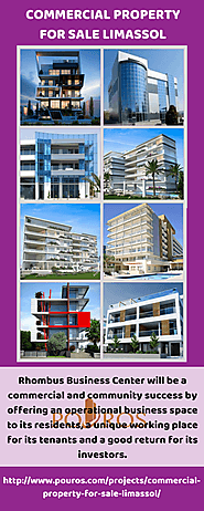 Commercial property for sale Limassol