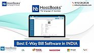 How to Update, Reject, and Cancel E Way Bill with HostBooks E-Way Bill Software