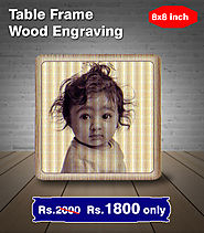 Wood Engraving Photo Gifts Near Madurai-Wood Engraving Gifts Seller – Online Studio Services|Photo Printing, Photo La...