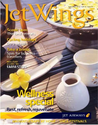 Jet Wings – Jet Airways in flight Magazine