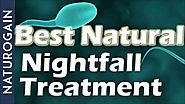 Best Natural Wet Dreams Treatment Stop Nightfall, Semen Discharge in Men