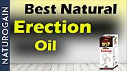 How to Get Long Lasting Hardness to Penis, Best Natural Erection Oil?