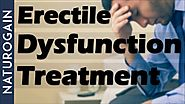 How to Cure Erectile Dysfunction Naturally Best Tips, Natural Treatment?
