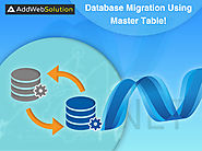 Database Migration using Master Table! | AddWeb Solution
