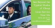 Phoenix Limo Deals: See Beyond the Typical Modes of Cheap Limo Service Near Me