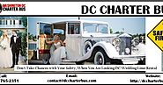 Don't Take Chances with Your Safety, When You Are Looking DC Wedding Limo Rental