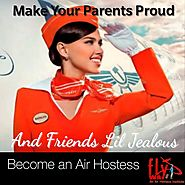 Follow your Dreams with Best Air Hostess Training Institute: Flyway