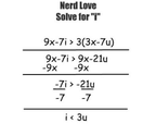 maths love