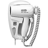 Andis Hang-Up HD-10L Hair Dryer, 1600 Watts, Wall Mountable