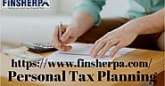 Phenomenal Personal Tax Planning Services in Chennai