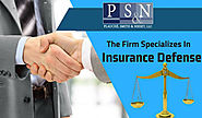 23: Insurance Defense Law Firm