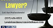 Insurance Claims Defense Lawyers