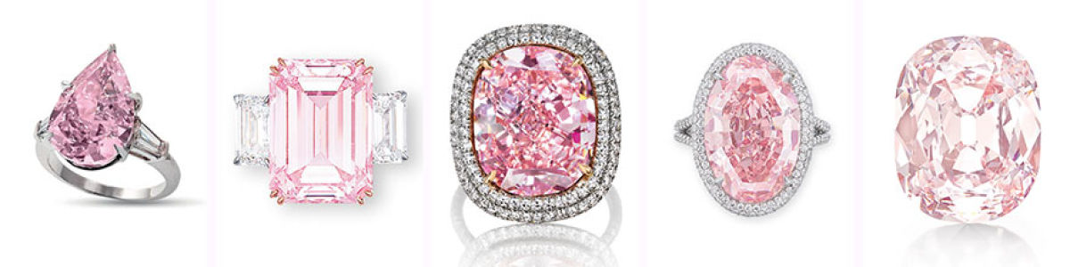 Headline for 10 Most History Making Pink Diamonds sold by Christie's