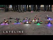 Drone racing: First Person View (FPV)