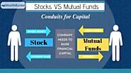 Stock vs mutual funds 12 simple difference | WealthBucket |