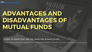 Advantages of mutual funds | meaning of mutual funds | WealthBucket |