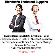 Microsoft Technical Support Helpline Number