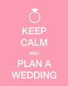 Planning a Wedding and Keeping Your Sanity!