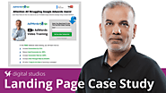 AdWords Landing Page Tutorial Case Study